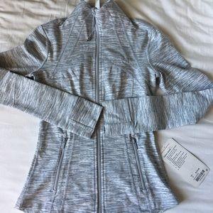 NWT define jacket, lululemon